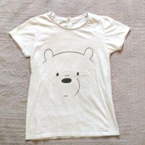 We Bare Bear Ice Bear t-shirt